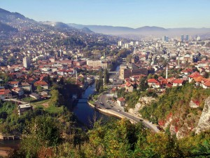 language dialect and nationalism former yugoslavia Sarajevo
