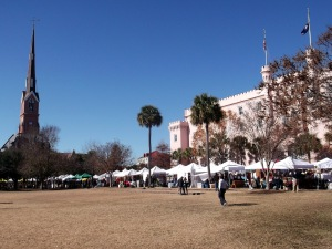 Marion Square Charleston