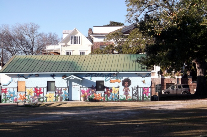 Charleston Street Art