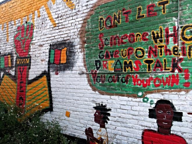 New Orleans graffiti