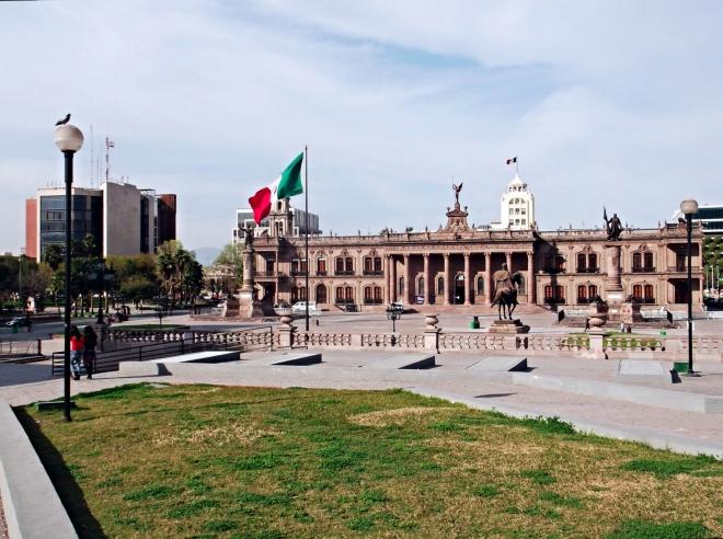 Palacio de Gobierno, Monterrey