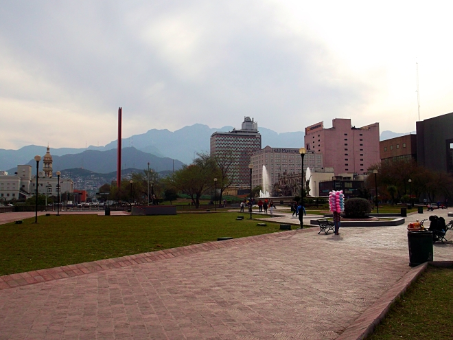 Monterrey Macroplaza