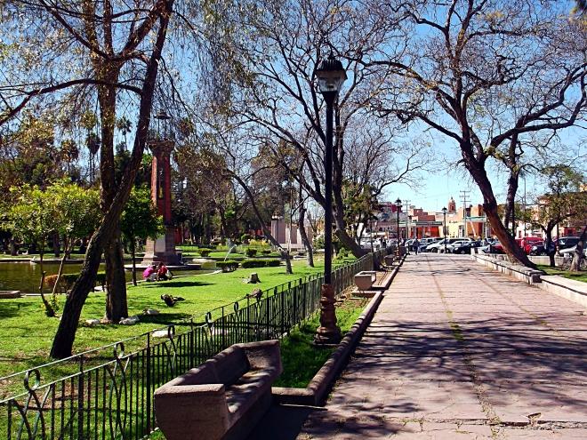 San Luis Potosí Parque Alameda