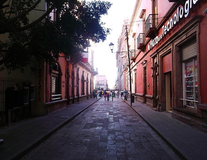 San Luis Potosí Centro Historico