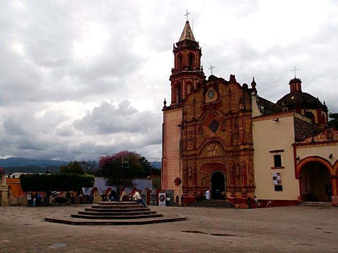 Mission Jalpan de Serra