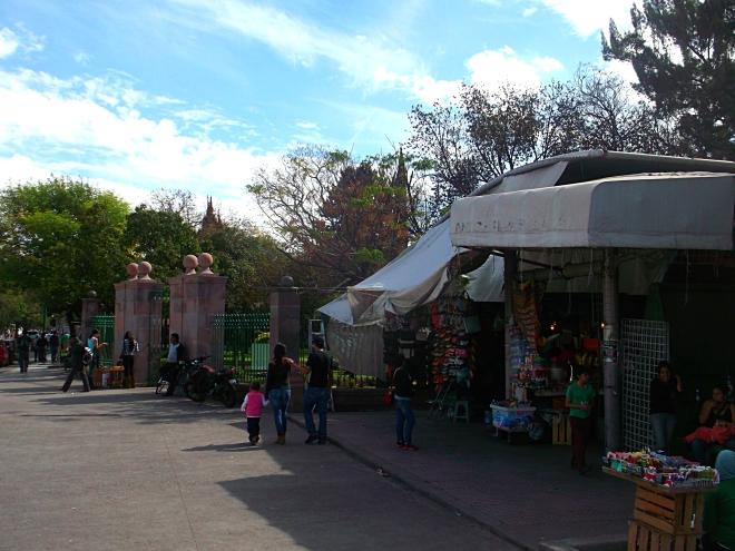 Querétaro Parque Alameda