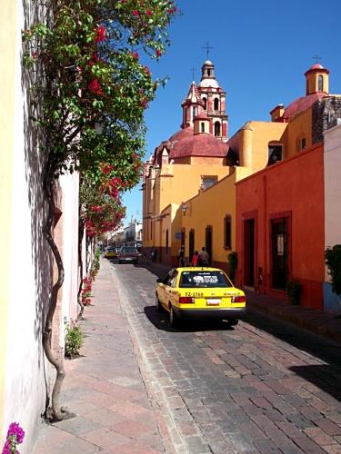 Querétaro Centro Historico