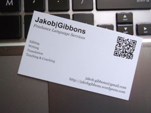 Location Independent Living Jakob Gibbons Freelance Language Services